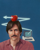 view Steve Jobs digital asset number 1
