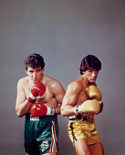view Gerry Cooney and Sylvester Stallone digital asset number 1