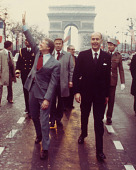 view Jimmy Carter and Valery D'Estaing in Paris digital asset number 1