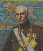 view Reza Shah Pahlavi digital asset number 1