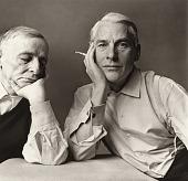 view Frederick Kiesler and Willem de Kooning digital asset number 1