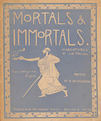 view Mortals and Immortals digital asset number 1