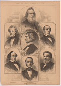 view Members of President Lincoln's Cabinet digital asset number 1