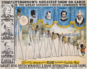 view P.T. Barnum, James Bailey and James Hutchinson digital asset number 1