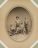 view Clarence King and the Field Party of 1864 digital asset number 1