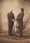 view Red Cloud and Othniel Charles Marsh digital asset number 1