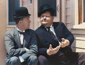 view Stan Laurel and Oliver Hardy digital asset number 1