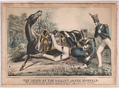 view The Death of the Gallant Major Ringgold digital asset number 1