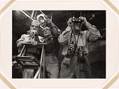 view Vincente Minnelli (with Gene Kelly and Eric Carpenter) digital asset number 1