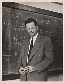 view Richard Feynman digital asset number 1