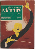 view Arturo Toscanini on the cover of The American Mercury digital asset number 1