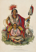 view Keokuk - Chief of the Sacs and Foxes digital asset number 1