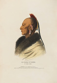 view Le Soldat du Chene - An Osage Chief digital asset number 1