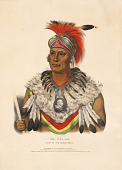 view Wa-pel-la - Chief of the Musquakees digital asset number 1