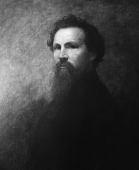 view Eastman Johnson Self-Portrait digital asset number 1