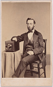 view Unidentified man, formerly alleged to be Frederick Gutekunst digital asset number 1