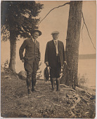 view Herbert Hoover and Horace Albright digital asset number 1