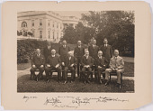view Coolidge and his Cabinet digital asset number 1