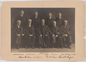 view Taft and Members of Supreme Court digital asset number 1