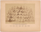 view The Officers of the C.S. Army & Navy digital asset number 1