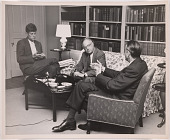 view John F. Kennedy and William Averell Harriman digital asset number 1