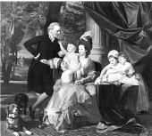 view Sir William Pepperrell and His Family digital asset number 1