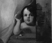 view Child at Cottage Window digital asset number 1