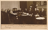 view Theodore Roosevelt and his Cabinet digital asset number 1