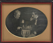 view Henry Richard Meade with unknown young man digital asset number 1