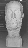 view Death Mask of Walt Whitman digital asset number 1