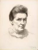 view Minerva Chapman Self-Portrait digital asset number 1