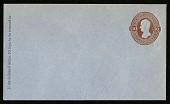 view 30c Alexander Hamilton stamped envelope digital asset number 1