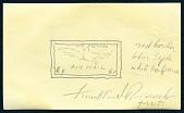 view 6c Eagle President Franklin D. Roosevelt sketch digital asset number 1