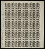 "view 7c National Parks Acadia original ""Farley's Follies"" uncut press sheet of 200 digital asset number 1"