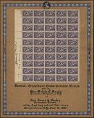 view 3c Baseball Centennial presentation sheet digital asset number 1