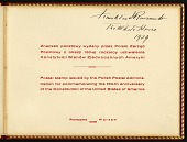 view Presentation album from Poland signed by President Franklin D. Roosevelt digital asset number 1