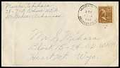 view McGehee, Arkansas relocation camp mail digital asset number 1