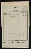view Thurn & Taxis Postal Note no. 181 digital asset number 1