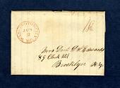 view Folded letter by US Navy Surgeon David Shelton Edwards digital asset number 1