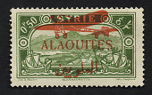 view Overprint on 50c Stamp of Syria single digital asset number 1