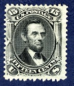 view 15c Abraham Lincoln E Grill single digital asset number 1