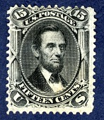 view 15c Abraham Lincoln F Grill single digital asset number 1