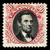 view 90c Lincoln with G. Grill single digital asset number 1