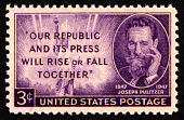 view 3c Joseph Pulitzer single digital asset number 1