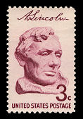 view 3c Abraham Lincoln single digital asset number 1