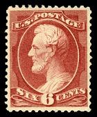 view 6c Abraham Lincoln single digital asset number 1