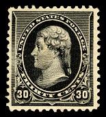 view 30c Thomas Jefferson single digital asset number 1