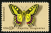 view 13c Swallowtail single digital asset number 1