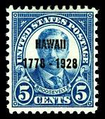 view 5c Theodore Roosevelt Hawaii Sesquicentenary single digital asset number 1