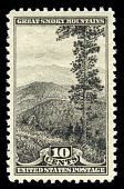 view 10c National Parks Great Smoky Mountains single digital asset number 1